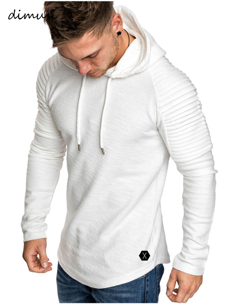 DIMUSI Spring Autumn Mens Fashion Hooded Sweatshirt Coat Mens Moletom Masculino Fashion Hoodies Slim Sportswear Tracksuit,TA297