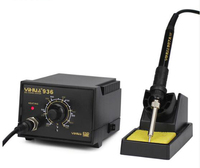 YH 936 Motherboard Lead Free Temperature Controlled Soldering Station EU Plug For Soldering