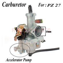 цена на 27mm 30mm carburetor accelerating pump accelerator for 125cc 150cc 200cc 250cc motorcycle Dirt bike Atv Quad GO kart