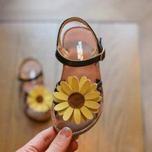 Цветочная обувь для принцессы сандалии в римском стиле сандалии для маленьких девочек золотого и серебряного цвета обувь принцессы для девочек# D1