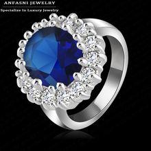 Пластине серебряной уильям кейт диана британский обручальные обручальное роскошный принцесса кольца