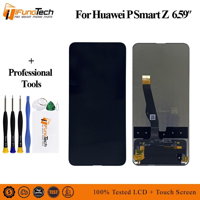 Lcd Original pour Huawei P Smart Z LCD affichage écran tactile numériseur assemblée STK-LX1 6.59 ''pour Huawei P Smart Z écran Lcd