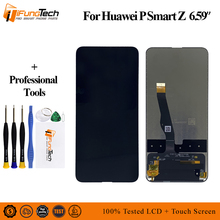Original Lcd For Huawei P Smart Z LCD Display Touch Screen Digitizer Assembly STK-LX1 6.59