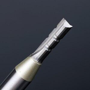 Image 5 - 1pc 1/2 tct três flautas embutidas em linha reta roteador bits sólido carboneto de tungstênio aço escultura ferramentas entalhadas arden ferramenta para trabalhar madeira