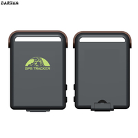 Brand Coban TK102 4 Band Mini Auto Car GPS Tracker GSM GPRS Tracking Device For Vehicle