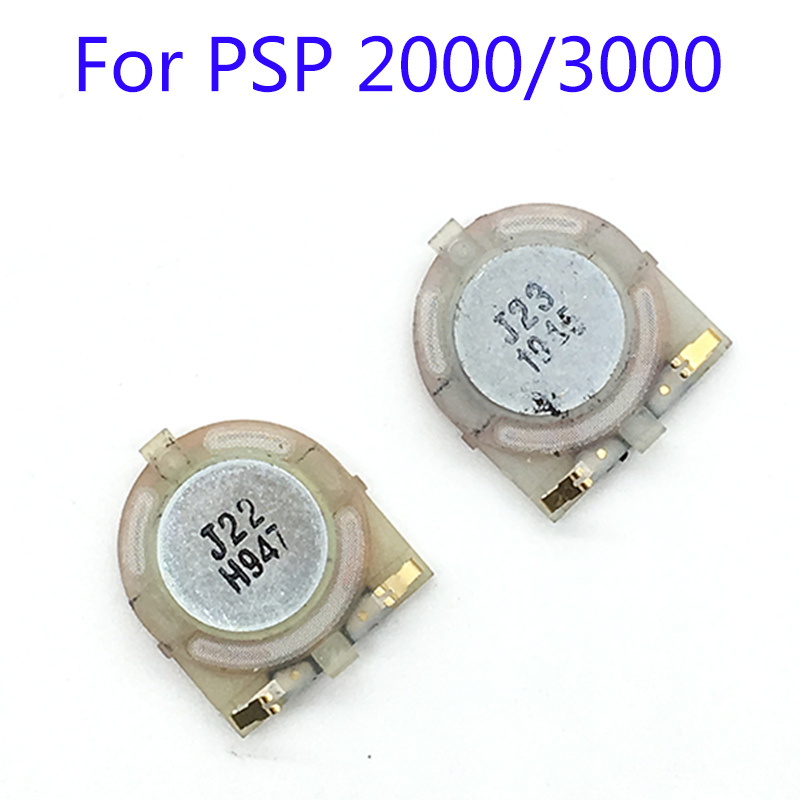 2Pcs For PSP2000 PSP3000 Original New Speakers Loudspeackers Replacement For PSP 2000 3000 Game Console