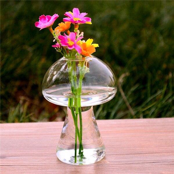 24 стиля стеклянная подвесная Ваза Бутылка Террариум гидропонный горшок Декор цветочные растения контейнер орнамент микро пейзаж DIY домашний декор - Цвет: 12x8cm