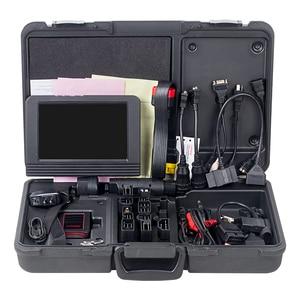 Image 5 - 2020 השקת X431 V רכב מלא מערכת מקצועי אבחון כלי OBD OBD2 קוד קורא סורק עם איפוס רב לשוני V פרו מיני