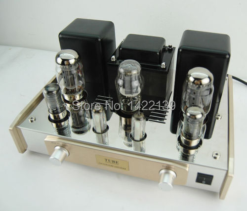 A20KT88 Single-ended tube amp amplifier tubes with shuguang KT88 x 2 /KT88-98 x2 tube amplifier hifi shuguang kt100 2 x 15w dual mono block integrated single ended russian 6h1 preamp usa 6ak5 driving amplifier