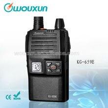 Wouxun KG-659 66-88MHz 128 Channels Long Range Walkie Talkie