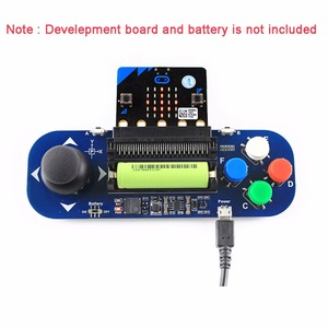 Image 2 - 5V Gamepad Module with Buzzer onboard for BBC Micro:bit Microbit Joystick & Buttons RCmall FZ3205