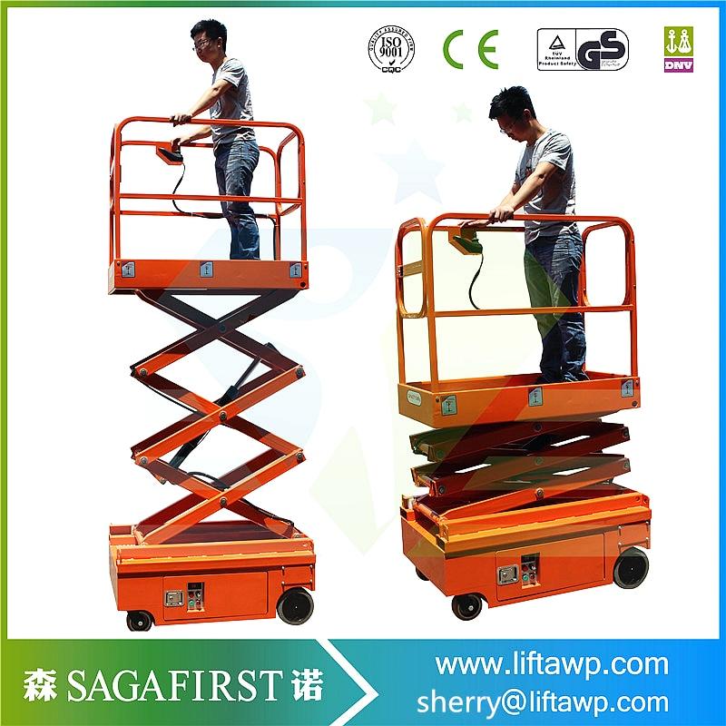 10m Scissor Lift For Sale Mobile Small Electric Scissor Lift