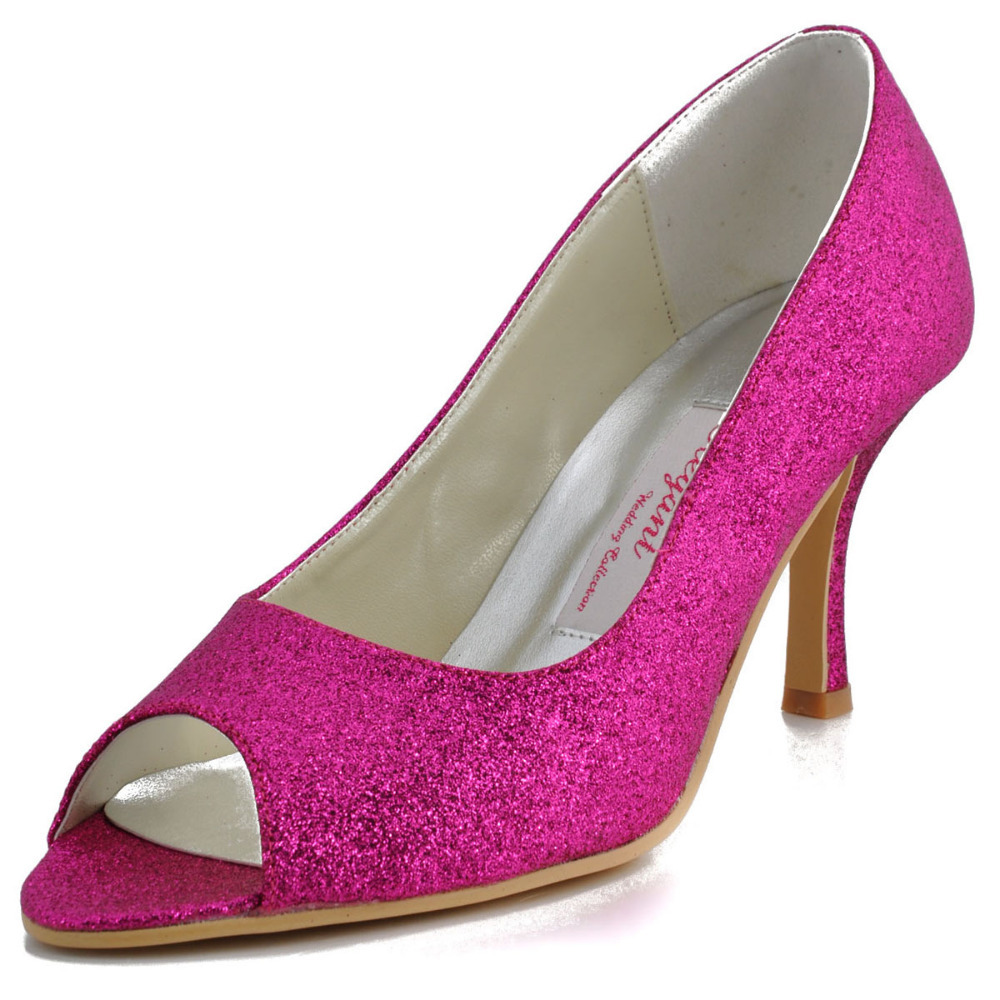 Popular Pink Glitter Heels-Buy Cheap Pink Glitter Heels lots from ...
