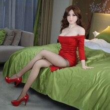 165cm Realistic Sex Dolls Touch Feeling Skin High Class Make-Up Medium Breast Dewang Manufacturer Japan