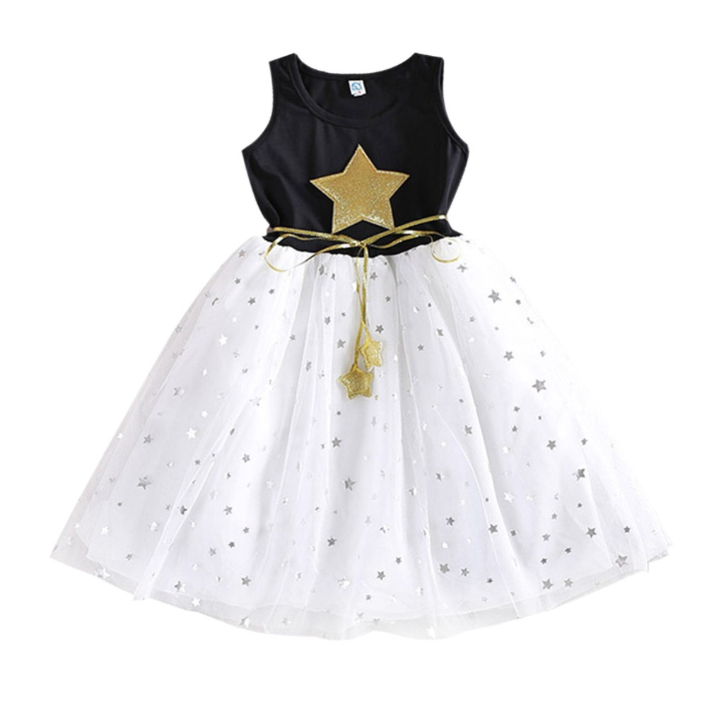 Girls Dress Summer  Sequin Dresses Kids Clothes Cotton Children's Clothing Christmas dress Party Costume for 2-7 years Girls fashion kids baby girl dress clothes grey sweater top with dresses costume cotton children clothing girls set 2 pcs 2 7 years