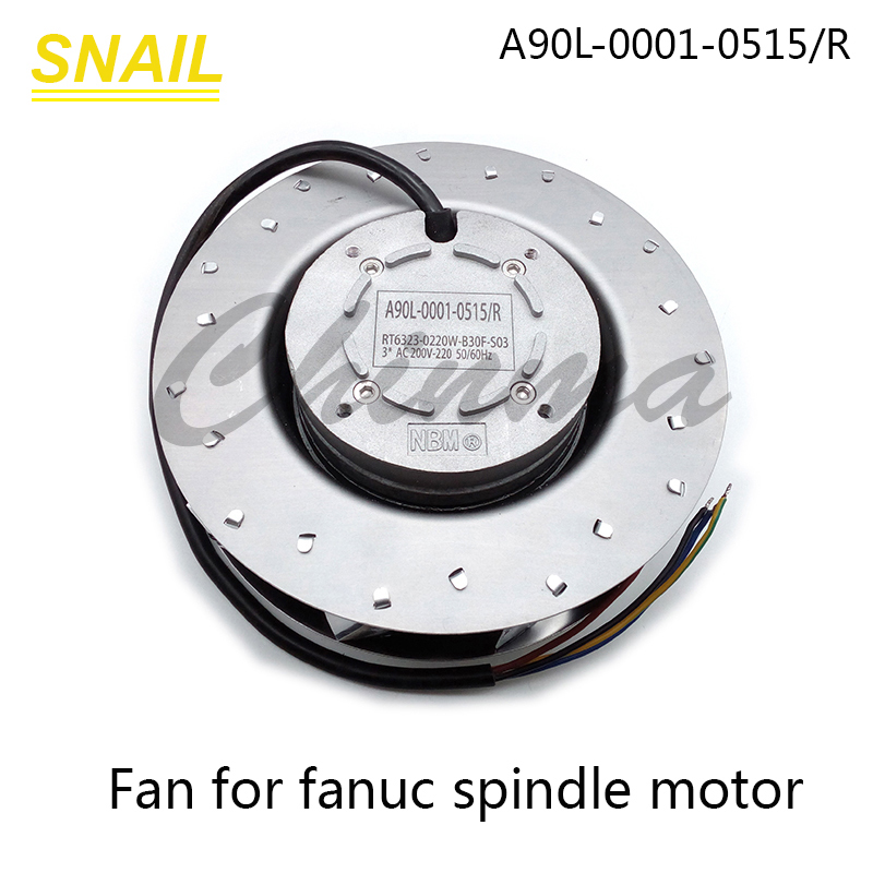 Heat Dissipation Fan for FANUC Spindle Servo Motor Cooling New