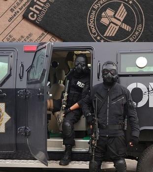 d1e710f79f5 Stinger anfibio asalto SWAT uniforme militar chaqueta táctica ejército  combate al aire libre chaquetas policía militar Windbreak chaqueta
