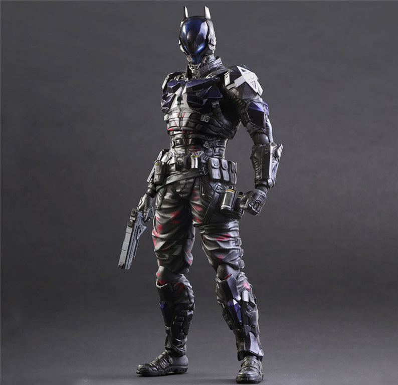 PA Arkham Knight Batman Action Figure Toy Doll Collection 11″ 26cm