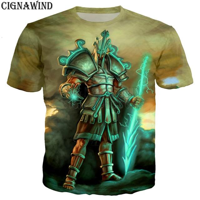God of War 3D printed t-shirts unisex 3