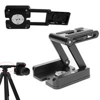 centechia Good Sale Z Type Tripod Heads Photography Studio Camera Tripod Z Pan & Tilt Flex Tilt Head Aluminum Alloy For Nikon