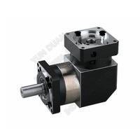 100 :1 Ratio Corner Right Angled Planetary Reducer Gearbox Turn Reversing Speed Reducer for NEMA24 200W 400W 600W Servo Motor