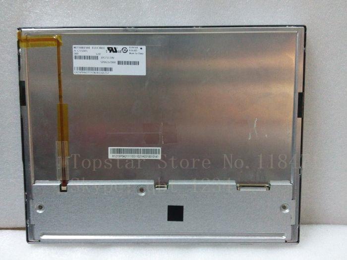 12.1 Inch LCD Panel AC121SA01 LCD Display 800 RGB*600 SXGA LCD Screen 1 ch 8-bit 450 cd/m212.1 Inch LCD Panel AC121SA01 LCD Display 800 RGB*600 SXGA LCD Screen 1 ch 8-bit 450 cd/m2
