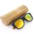 Homens EZREAL/Refletida UV400 Óculos De Sol de Bambu De Madeira Óculos De Sol Das Mulheres Marca De Luxo Masculino Feminino Óculos polarizados Óculos de Sol Do Vintage