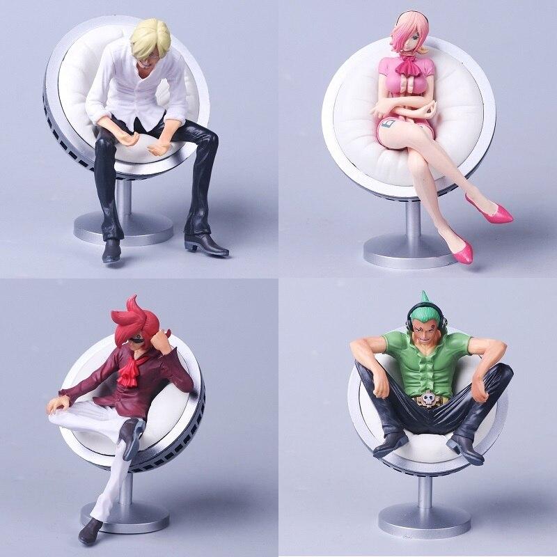ORIGINAL Banpresto One Piece Figur Vinsmoke Family Reiju