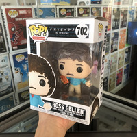 Funko pop Official Television: Friends Too Tan Ross Geller Vinyl Action Figure Collectible Model Toy with Original Box
