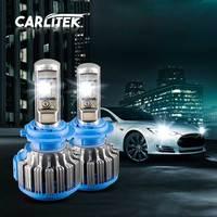 New Styling 2 Pcs H7 H11 LED 35W 7000LM 6000K White Auto Headlight Bulbs Canbus Error