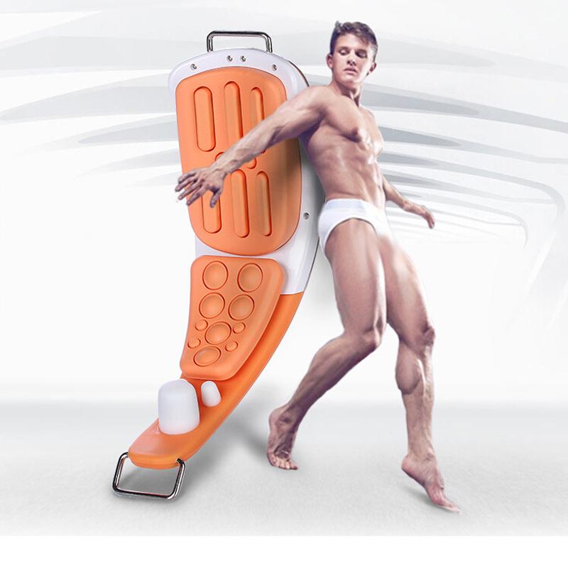 Ultrasound Magnetic Trainer Male Penis Erectile Enlarger Sex Penis Extender Vibrator Testis Stimulator Massager Medical Therapy