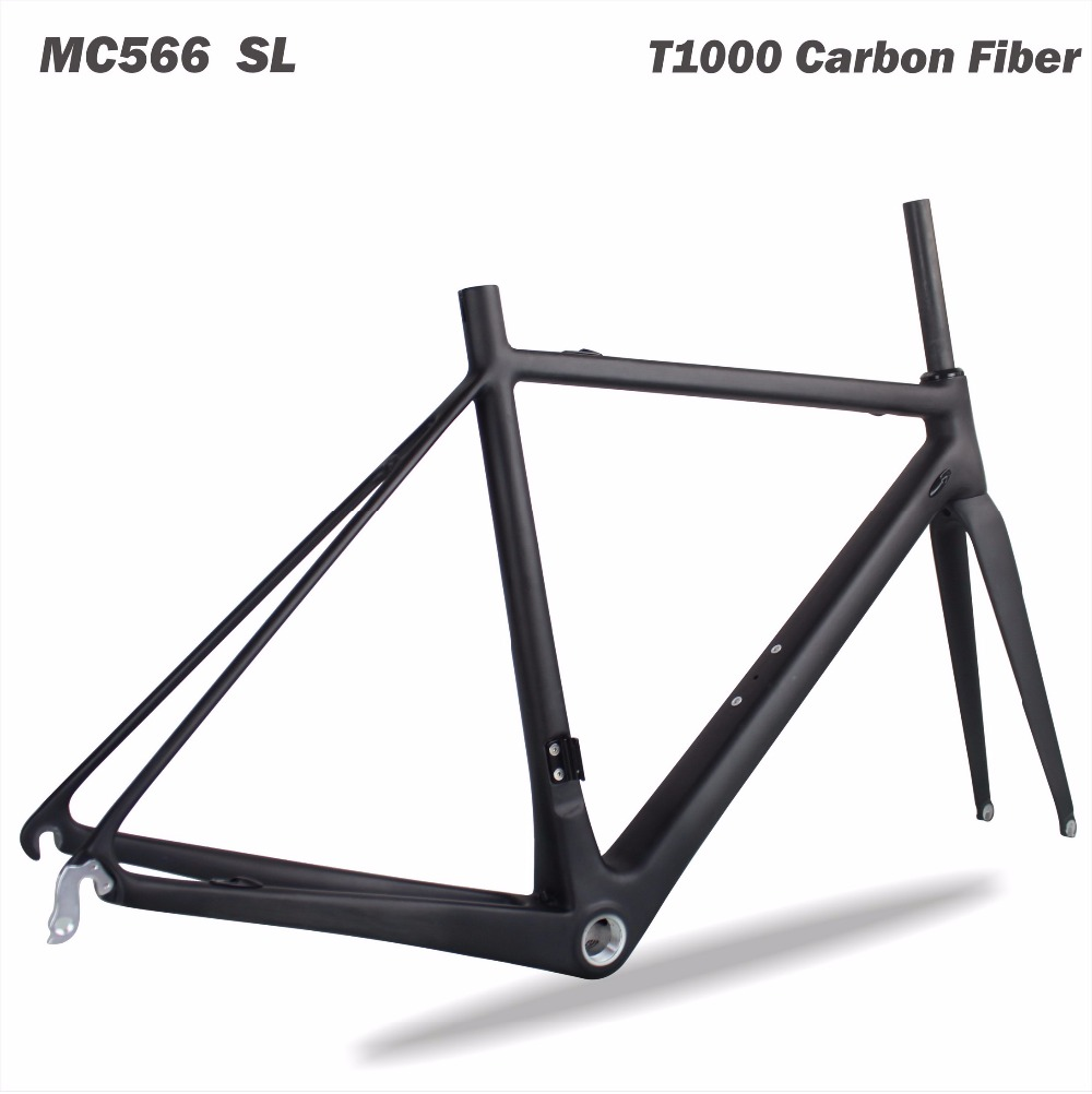 MIRACLE Carbon Bike Frame Road,T1000 Or T700 Carbon Road Bike Frame Cadre Bicicleta Carbon Road Frame With UD Matt