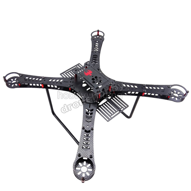 Lightest Design and stable structure 360mm wheelbase Carbon fiber ...