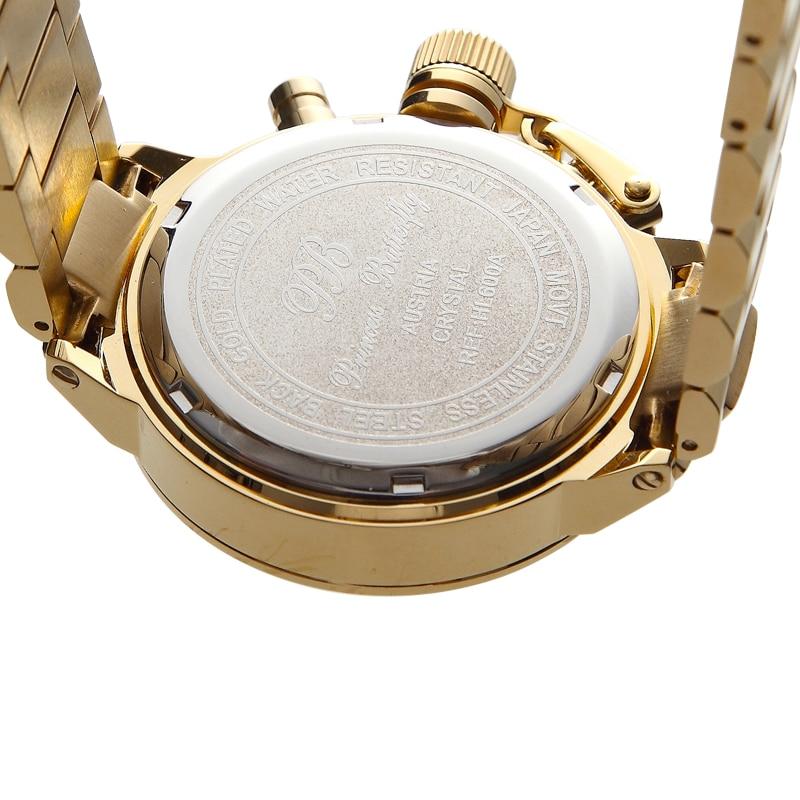 Gratis frakt Högkvalitativ BS varumärke Kvinnor Armbandsur Lady - Damklockor - Foto 4