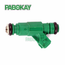 For Peugeot 206 307 Citroen C2 C3 C4 Xsara 2 Berlingo 1.6 16V Petrol Fuel Injector 0280156318 1984E9  xu7 connecting rod for petrol 16v 1 8l racing engine tuning parts zx citroen xantia citroen xsara 16v 1 8l motor xu7jp4 catalyst