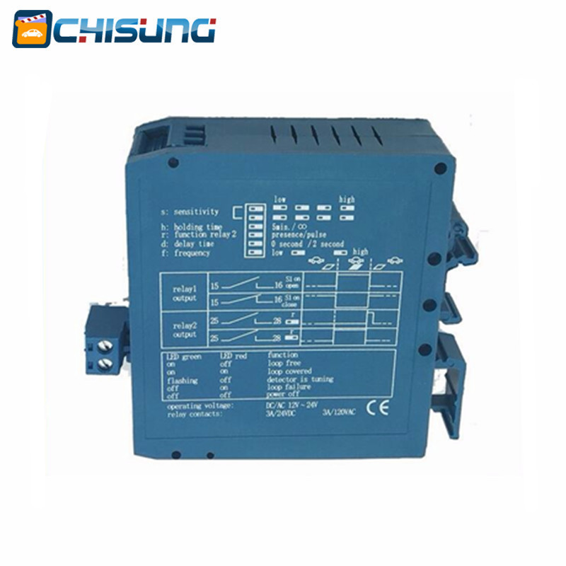 Chisung Single Channel Inductive Loop Detector