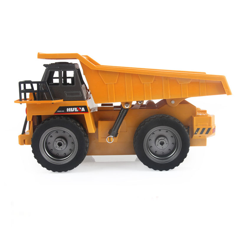 Dump Truck Cable Controls : Abbyfrank remote control car g rc truck engineering
