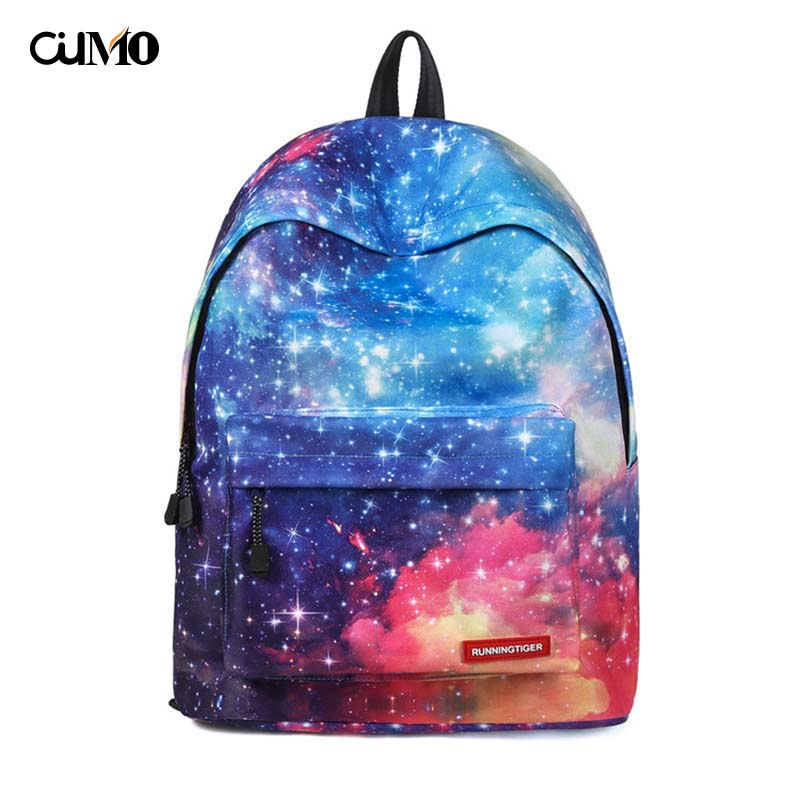 Ou Mo brand travel outdoor High capacity feminina backpack Youth Boys Girls child Schoolbag mini backpack Women Bag man in Backpacks from Luggage Bags
