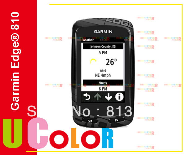 Original New Garmin Edge 810 GPS Cycling Bike Computer For Performance & Navigation