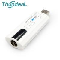 Digital DVB T2 DVB T DVB C 2 0 USB TV Stick HDTV Receiver With Antenna