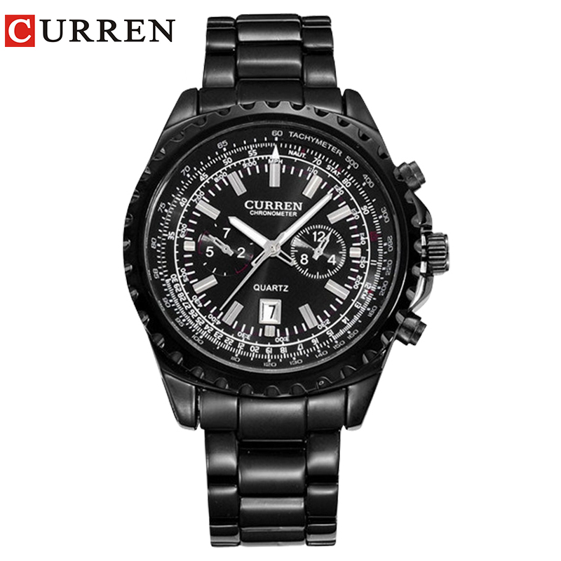 CURREN watches men quartz watch relogio masculino luxury military wristwatches fashion casual water Resistant army sports 8053 relojes hombre curren luxury brand quartz watch men casual fashion sports watches masculino mens army military watches 8217