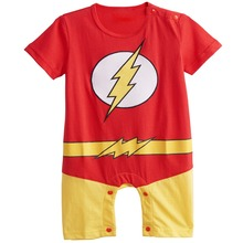 Superhero Romper Cosplay Costume