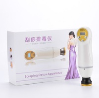 Home Use Hot Handle Vacuum Cupping Slimming Cellulite Loss Lymph Drainage Beauty Skin Lifting Device 3 Tips Heads Avaible