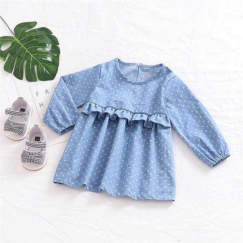 957de088afb2 Detail Feedback Questions about 2018 New Blue Toddler Girl Kids ...