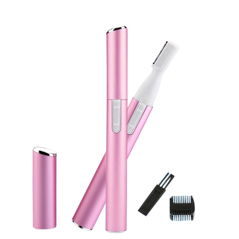 Electric Lady Makeup Brow Shaver Eyebrow Trimmer Shaving Instrument Eye brow Shave Leg Hair Axilla Removal Products Онихомикоз
