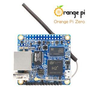 Image 2 - Оранжевый Pi Zero 256MB + плата расширения + черный чехол, мини набор с одной доской