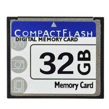 Capacidade Real!!! GB Cartão CF Profissional 32 32G Cartão Compactflash CF Cartão De Memória Para Câmera