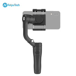 FeiyuTech Foldable VLOG Pocket 3-Axis Handheld phone Gimbal Stabilizer AI Tracking for iPhone/HUAWEI/Samsung Smartphone