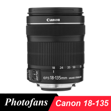 Canon 18-135 STM объектив Canon EF-S 18-135 мм f/3,5-5,6 IS STM линзы для 700D 750D 800D 7D 70D 60D Rebel T3i T4i T5i