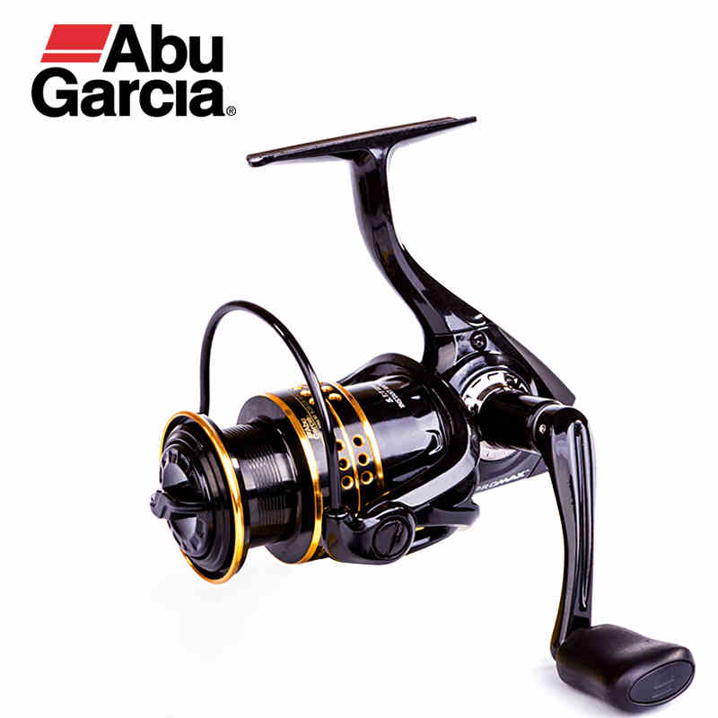 Original 2017New Style Abu Garcia Pro Max Spinning Fishing Reel Pmaxsp5-40 7BB Machined Aluminum Spool Reel freshwater Saltwater abu garcia catalog pdf